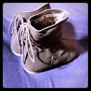 Toddler Faded Glory Ankle Boots